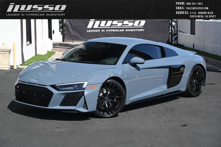 Used 2020 Audi R8 5.2 quattro V10 for sale Sold at Ilusso in Costa Mesa CA