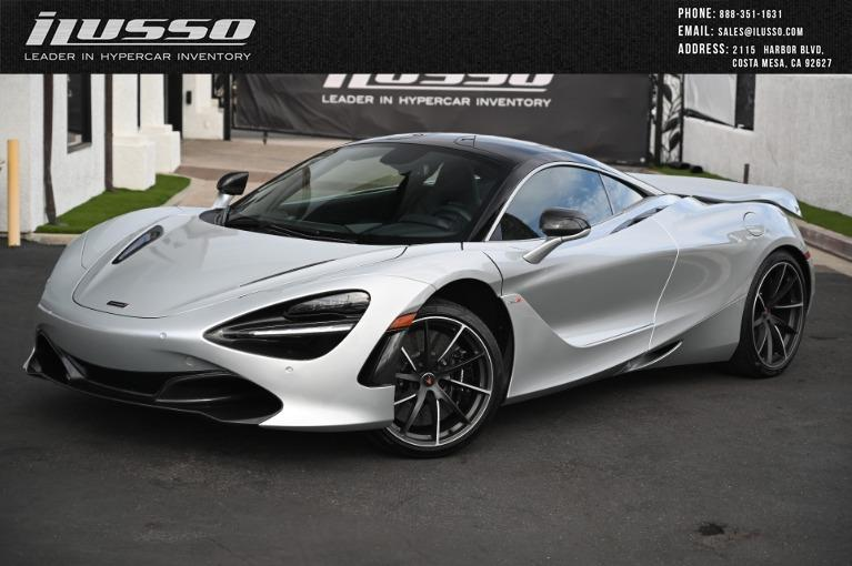 Used 2018 McLaren 720S Performance for sale Sold at Ilusso in Costa Mesa CA