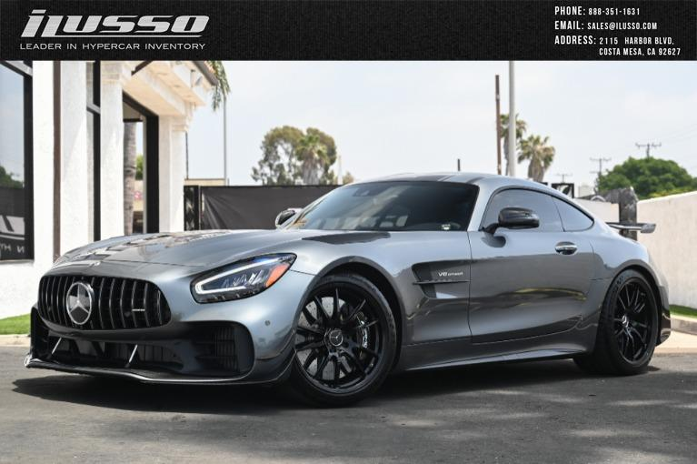 Used 2020 Mercedes-Benz AMG GT GTR PRO for sale Sold at Ilusso in Costa Mesa CA