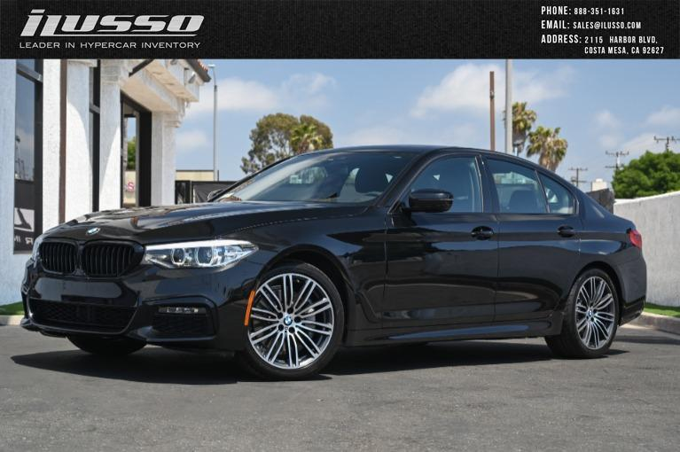 Used 2020 BMW 5 Series 530i for sale Sold at Ilusso in Costa Mesa CA