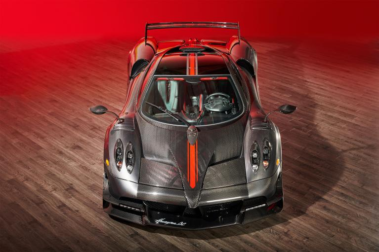 Used 2017 Pagani Huayra BC for sale Sold at Ilusso in Costa Mesa CA