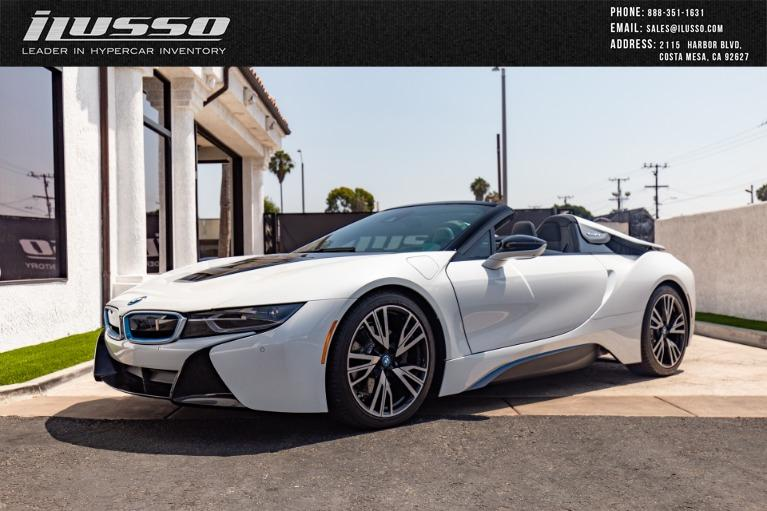 Used 2019 BMW i8 for sale Call for price at Ilusso in Costa Mesa CA