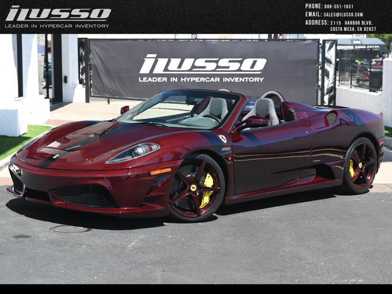 Used 2009 Ferrari F430 Scuderia Spider 16M for sale $389,000 at Ilusso in Costa Mesa CA