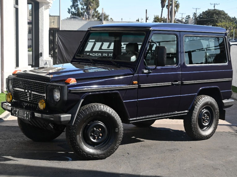 Used 1984 Mercedes-Benz 300 GD for sale Sold at Ilusso in Costa Mesa CA