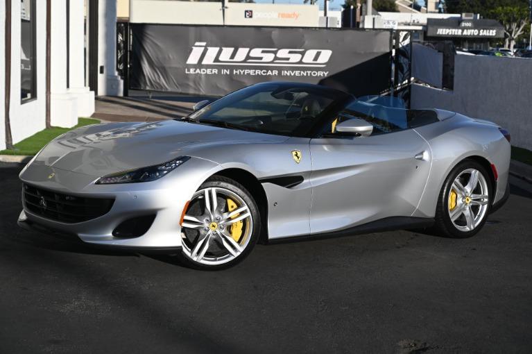 Used 2019 Ferrari Portofino for sale Sold at Ilusso in Costa Mesa CA