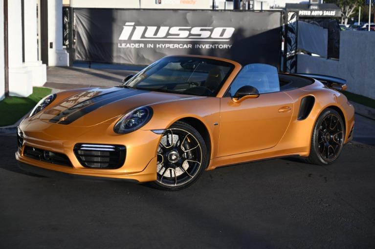 Used 2019 Porsche 911 for sale Sold at Ilusso in Costa Mesa CA