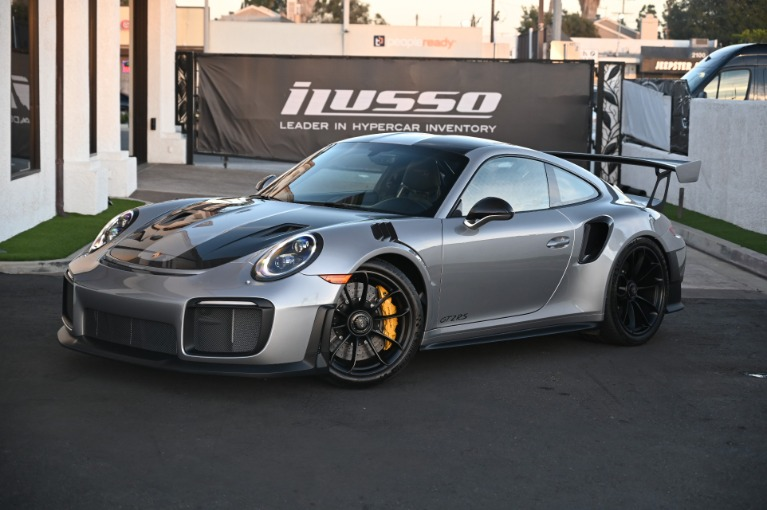 Used 2019 Porsche 911 GT2 RS for sale Sold at Ilusso in Costa Mesa CA