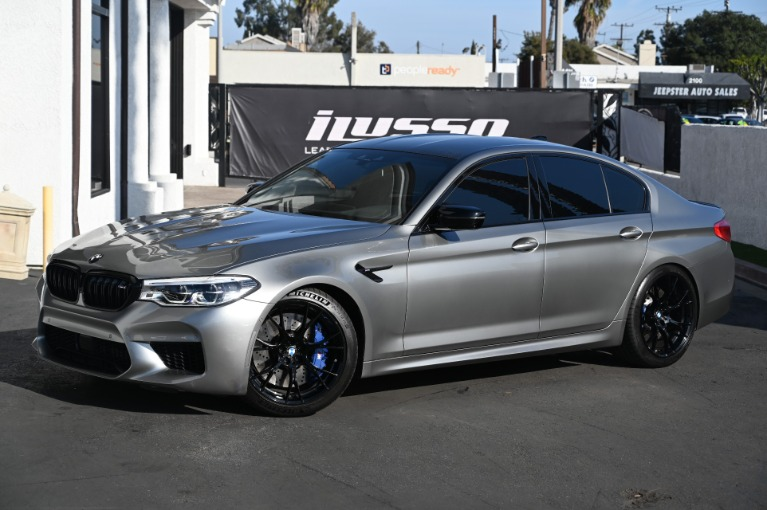 Used 2020 BMW M5 Competition for sale Sold at Ilusso in Costa Mesa CA