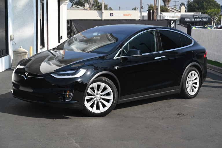 Used 2016 Tesla Model X 75D for sale Sold at Ilusso in Costa Mesa CA