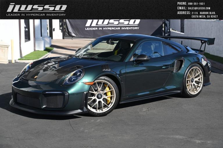 Used 2019 Porsche 911 GT2 RS for sale Call for price at Ilusso in Costa Mesa CA