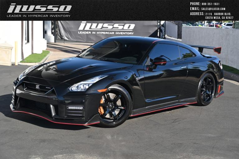 Used 2018 Nissan GT-R NISMO for sale Sold at Ilusso in Costa Mesa CA