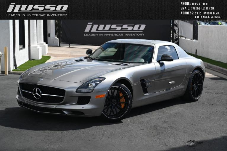 Used 2013 Mercedes-Benz SLS AMG GT for sale Sold at Ilusso in Costa Mesa CA