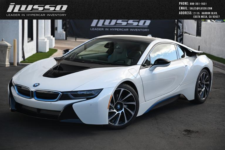 Used 2015 BMW i8 for sale Sold at Ilusso in Costa Mesa CA