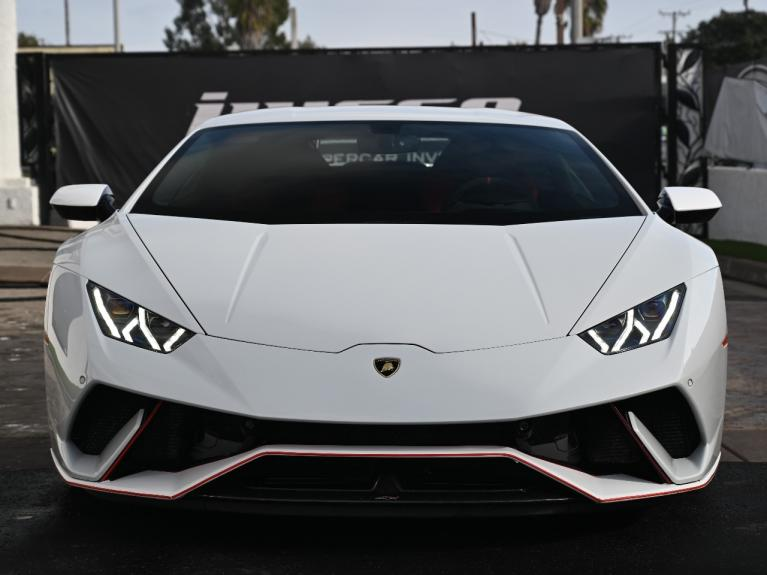 Used 2018 Lamborghini Huracan Performante for sale Sold at Ilusso in Costa Mesa CA